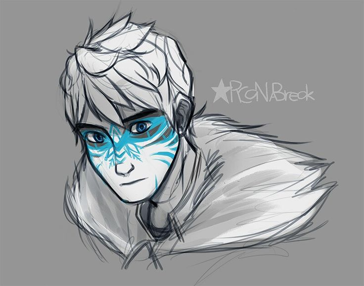Jack frost viking, well I guess now there's a chance of hiccup x Jack Frost!!