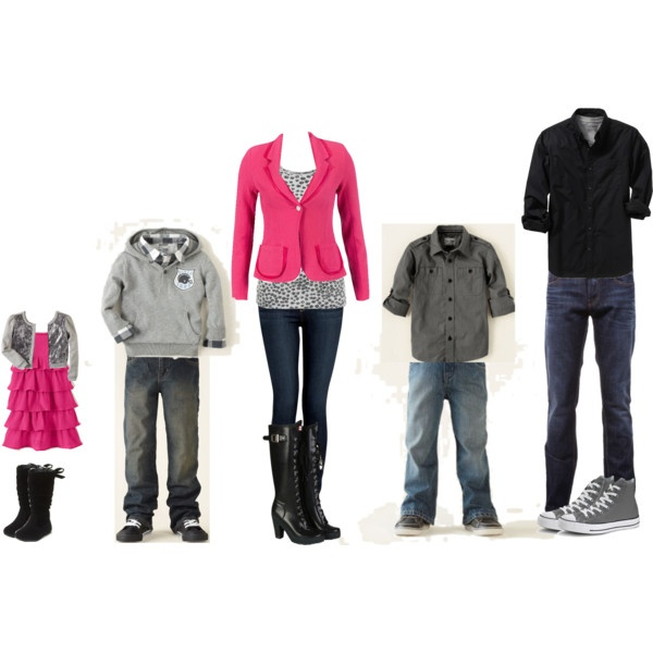 Clothing suggestions for family pictures ;-)