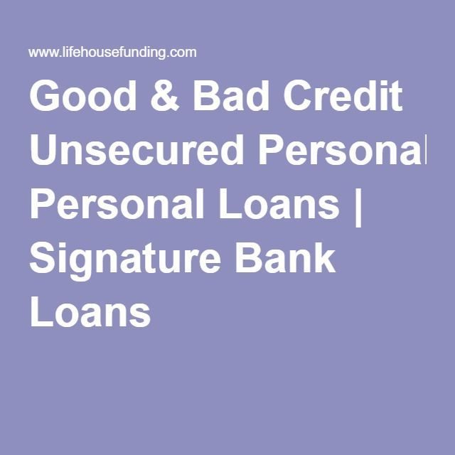 Unsecured Personal Loans Bad Credit Are The One Of Faster Financial Aid To Tackl Same Day Loans Loans For Bad Credit Personal Loans