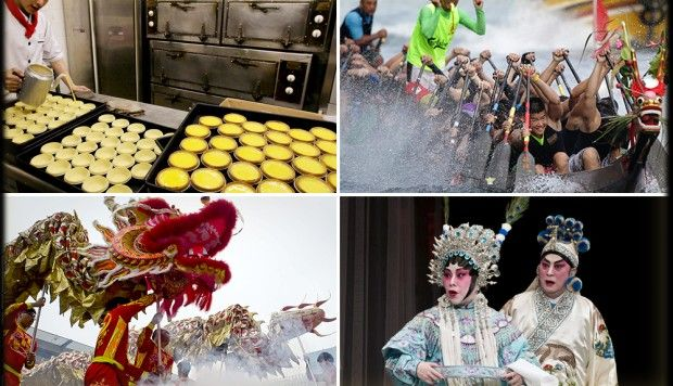 It's no surprise that Cantonese opera, egg tarts, pineapple buns and milk tea…