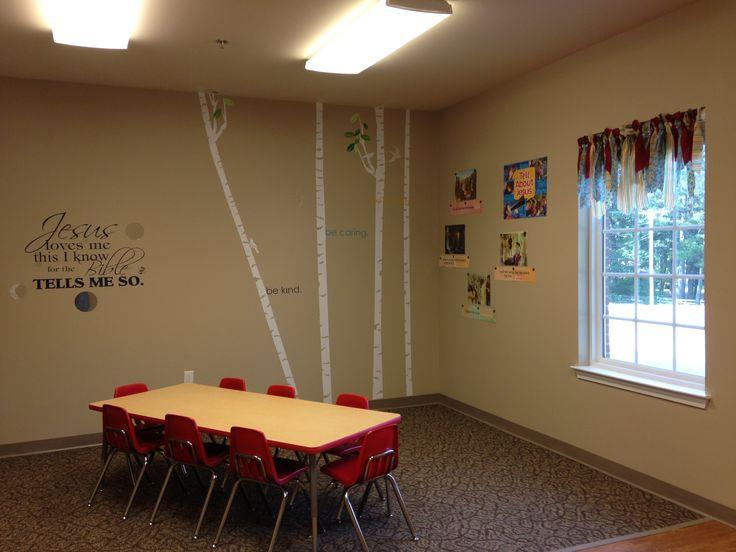 Children S Church Rooms