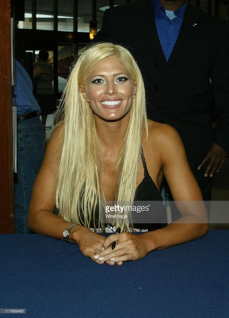 Torrie Wilson during Signing for FHM cover girl and WWE Diva Torrie Wilson at 1 South Station in Boston, Massachusetts, United States.