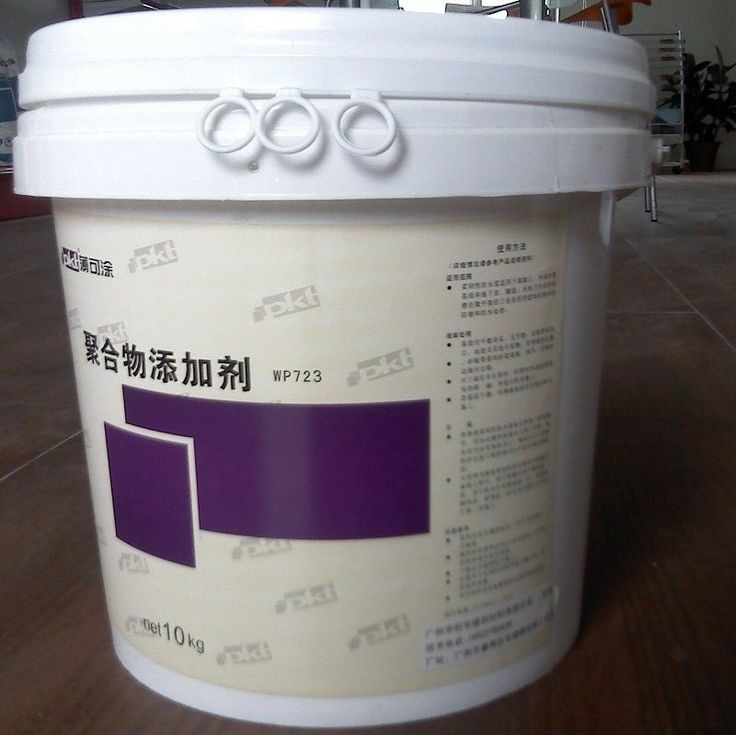 Selfleveling Cement Screed Concrete Floor Sealer