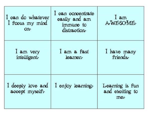 Indigo Kids Affirmation Cards - The Indigo Teacher