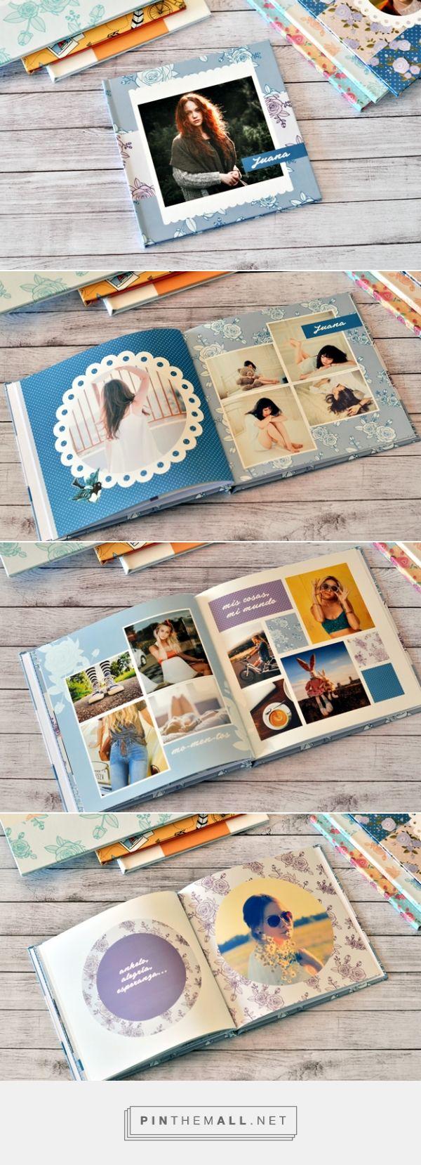 Juana Noche. Diseño de fotolibro estilo romántico para 15 años, nenas, bebitas o lo que quieras! Descargalo gratis y completalo con tus fotos.   Blog - Fábrica de Fotolibros - created via https://pinthemall.net