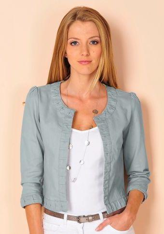 Džínová bunda #ModinoCZ #jacket #goodlooking #fashion #moda #trendy #bunda #kratkabunda #stylish #styl