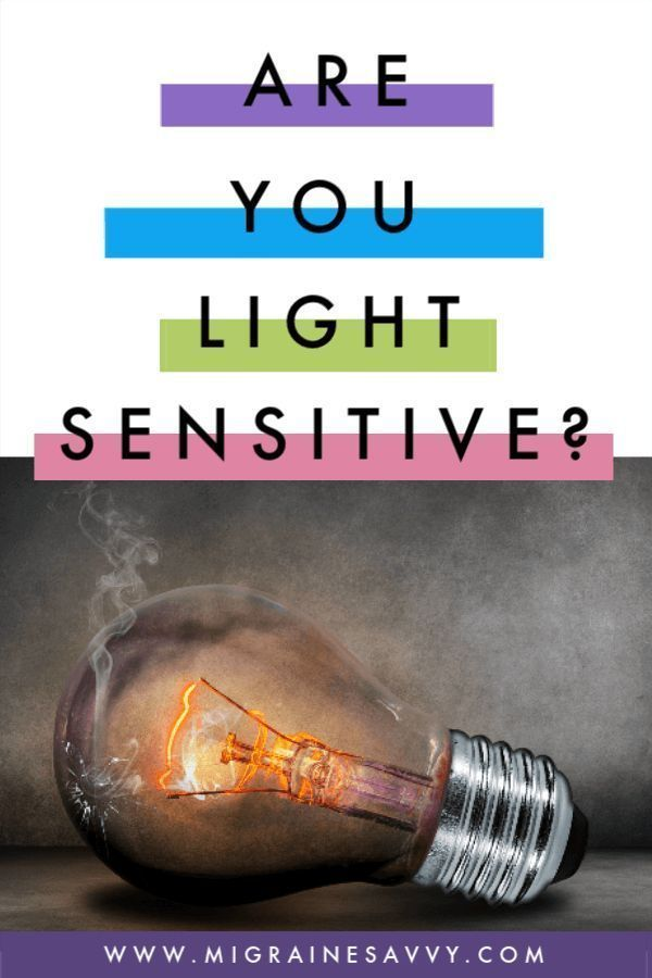 Migraine Light Sensitivity: How To Reduce It