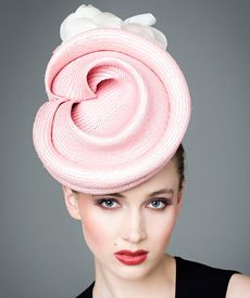 Fashion hat Pink 'Albane'