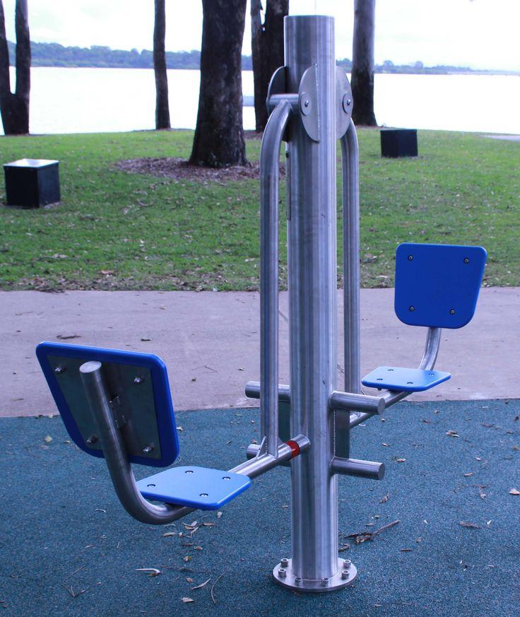 Leg Press by Play Poles