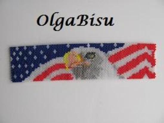 Todos las piezas pueden ser en otras colores y tamaños. Pulseras, Abalorios Miyuki, y cuentas Miyuki DelicaPara tiendas, contacteme, por favor al olgabisu@gmail.com Gastos de envio GRATIS + 50€