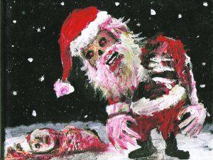 "Zombie Art by Jack Larson: ALIBI ""START OFF SUMMER"" ART REVIEW"