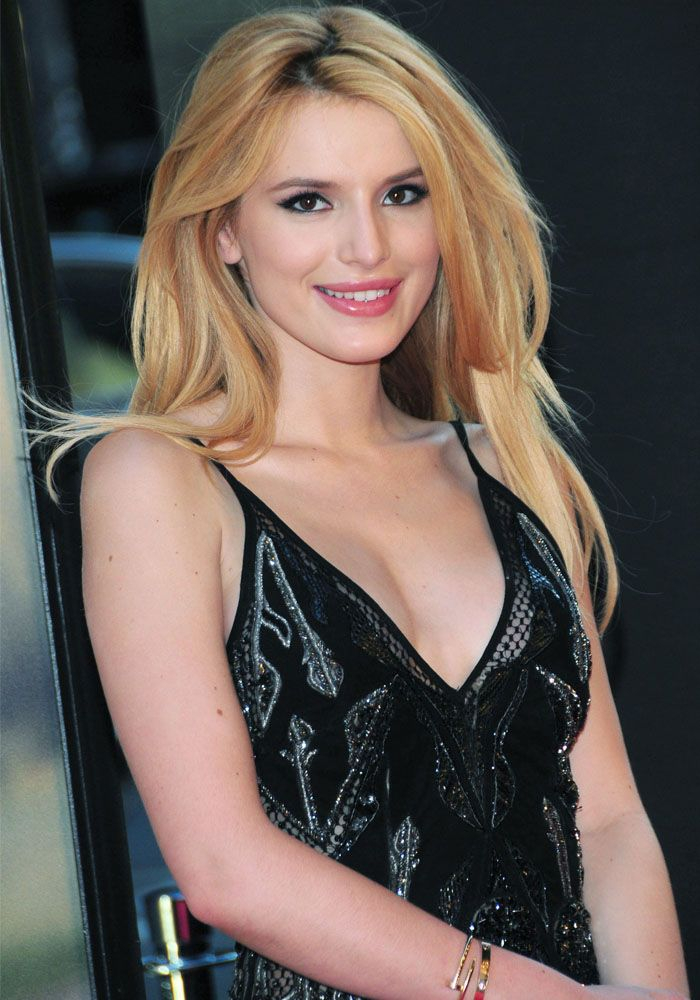 """Bella Thorne Attends """"Ted 2"""" Premiere in Fendi Heels, Releases Her 8-Minute Death Clip on """"Scream"""""""