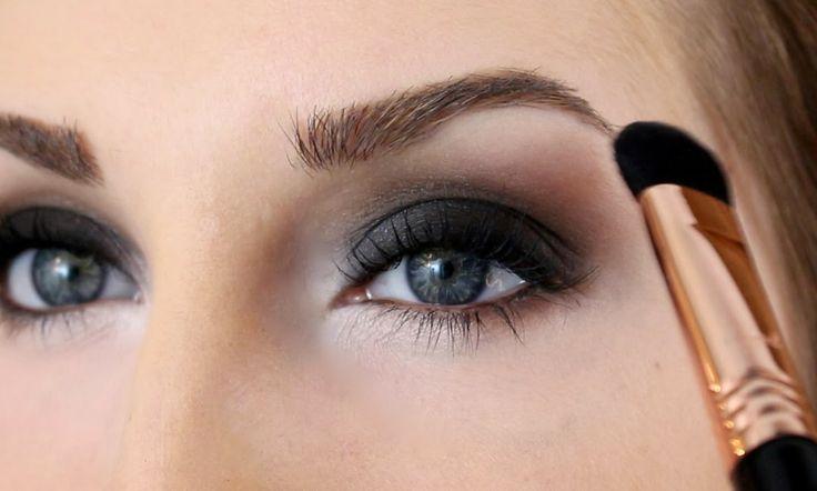 smokey eye from TiffanyD.  Loveee this look.
