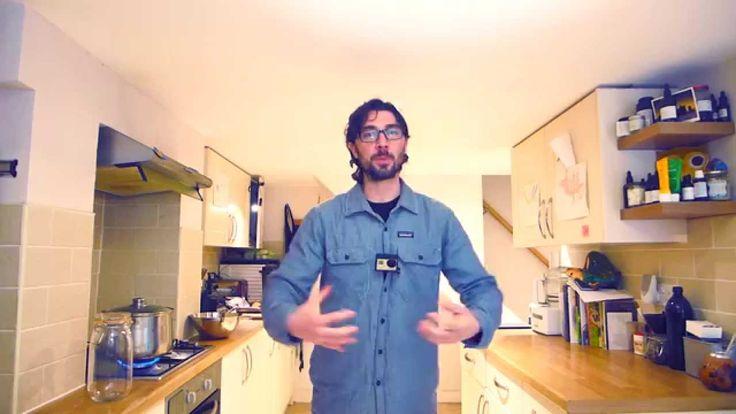How To Make Chaga Mushroom Tea - The Proper Way  via @YouTube *(I Drink Chaga every day)*