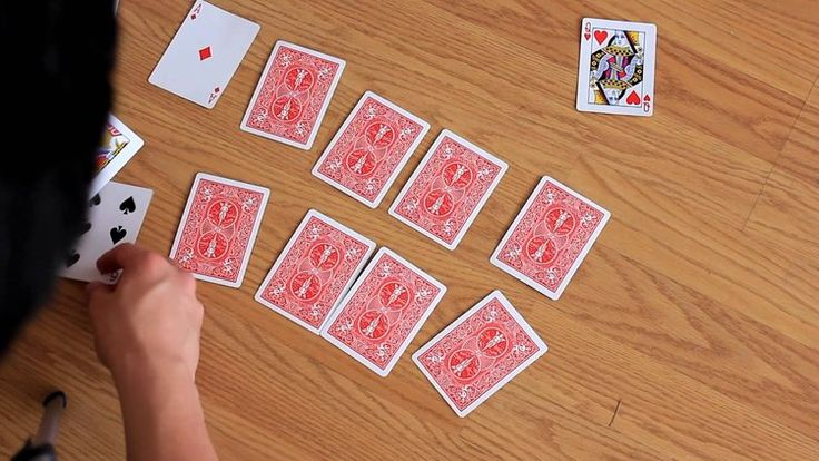 Garbage a perfect preschool card game games for young