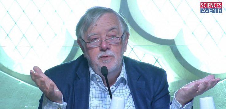 """DIEU ET LA SCIENCE. Yves Coppens : """"La première pierre taillée est déjà sacrée"""""""
