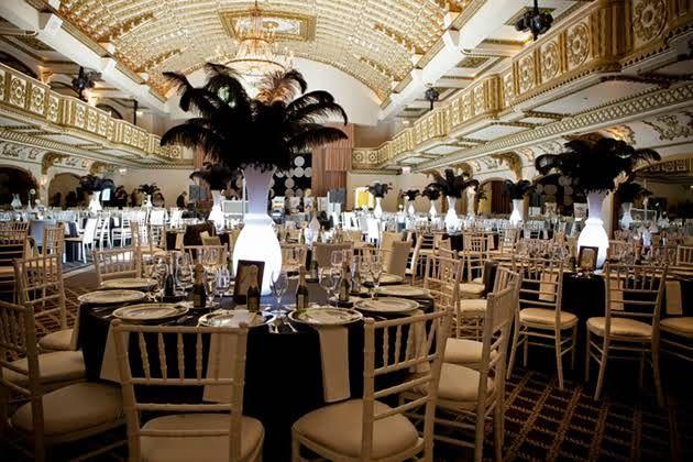 BRIDES Chicago: 7 Historical Wedding Venues