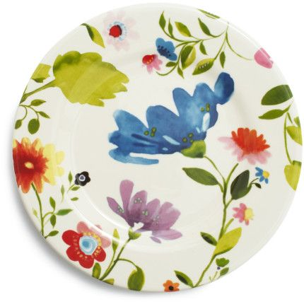 Exceptional Botanical Plates Sur La Table   Google Search. Ceramic Plates Ideas