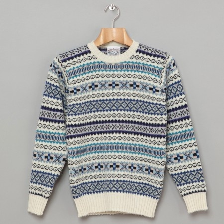 180 best Fair isle sweater images on Pinterest | Cast on knitting ...