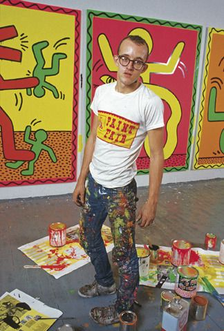 17 best images about keith haring on pinterest keith for Best brand of paint for kitchen cabinets with mermaid metal art wall sculpture