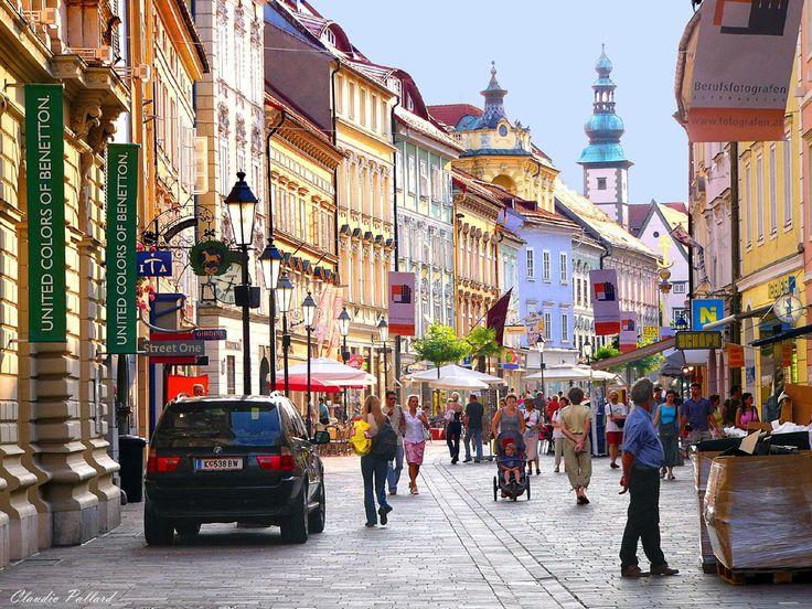 Lust auf einen Bummel in #Klagenfurt? Dann schau doch auch bei uns vorbei! #Wienerroither #shoppen #Stadt #maguat #summer #Sommer #einkaufen