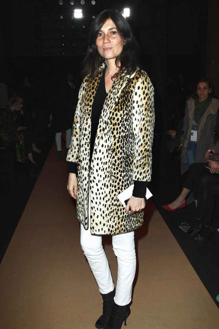 The Emmanuelle Alt Look Book - The Cut