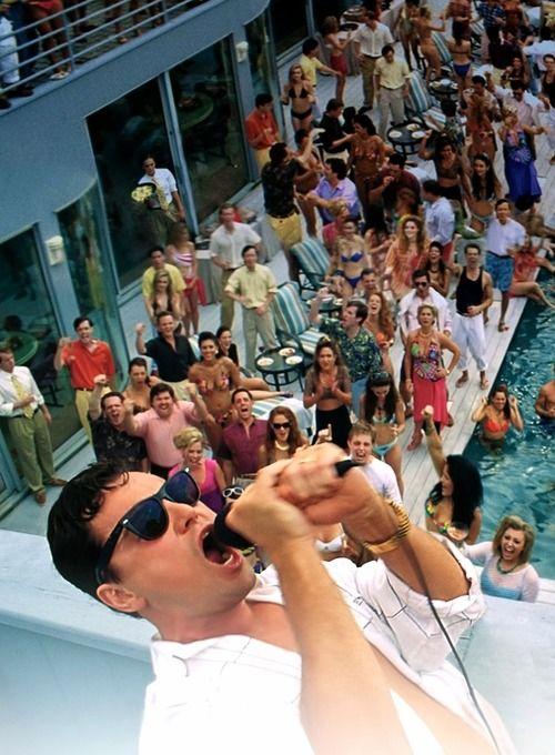 Wolf of Wall Street Leonardo DiCaprio Like a Boss YSHT www.YSHTMusic.com