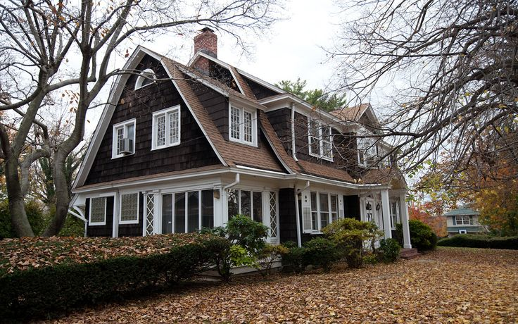 817 best dutch colonial images on pinterest beautiful for Dutch colonial garage plans