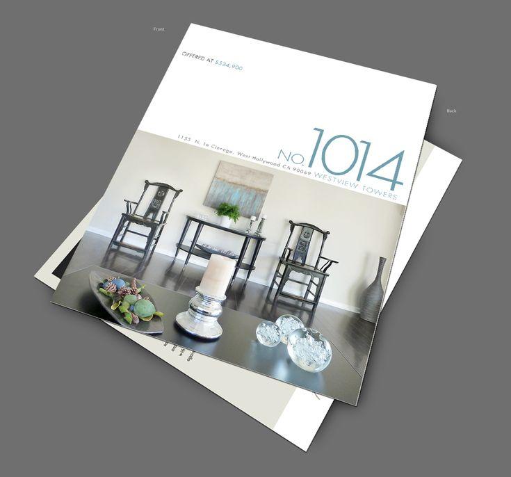 luxury home brochure - Google Search Brochure Ideas Pinterest - property brochure