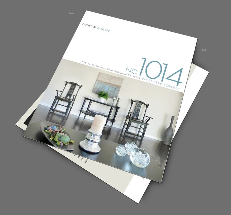 interior design brochure - 1000+ ideas about Luxury Brochure on Pinterest Brochures ...