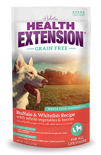 Health Extension Allergix Dog Food (Buffalo, Whitefish & Chickpea Formula), 4 lbs   Check it out-->  http://mypets.us/product/health-extension-allergix-dog-food-buffalo-whitefish-chickpea-formula-4-lbs/  #pet #food #bed #supplies