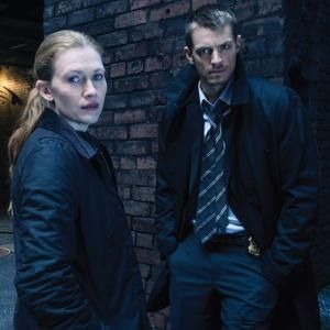 The Killing.  I cannot believe they have cancelled this show after only three seasons!  It is one of the best shows on television.