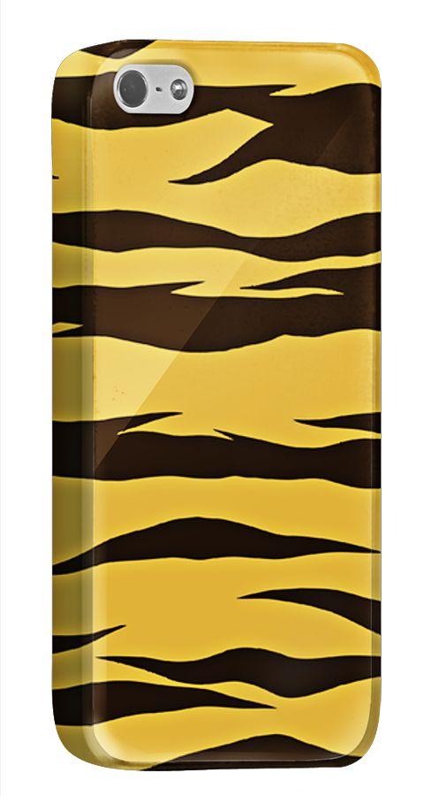 トラ柄の力強さをシンプルに表現したiPhone5/5s用ケースです。  http://originalprint.jp/ls/215317/3bebdc61ca3c80e03a5f77c0d78e28fcc79d411c