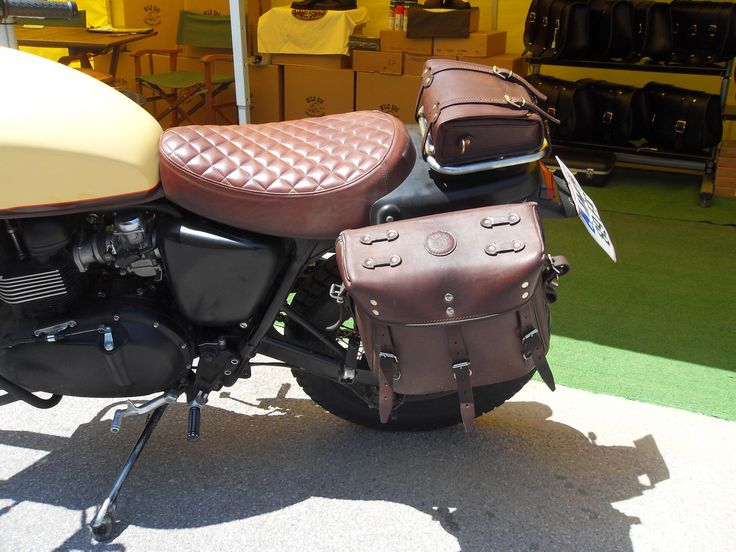 Motorcycle Luggage Rack Bag Amusing 9 Best Harley  Luggage Images On Pinterest  Backpacks Leather And Design Inspiration