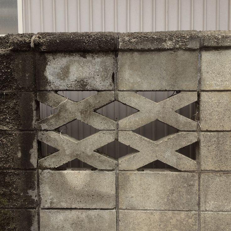 XXXX 白河  飾りブロック