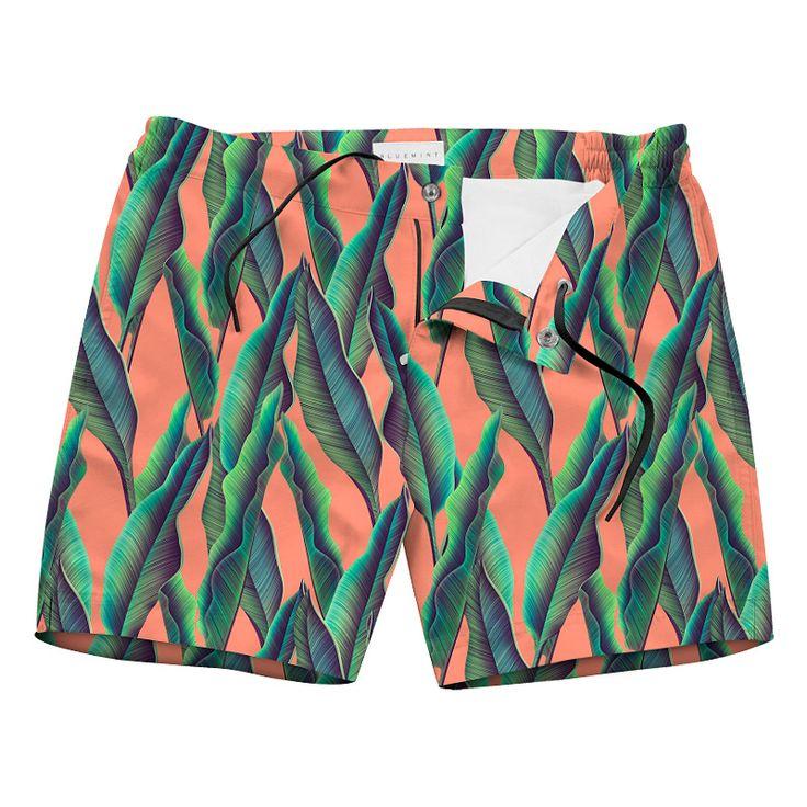 Bluemint.com: BOND Savannah Swim Shorts