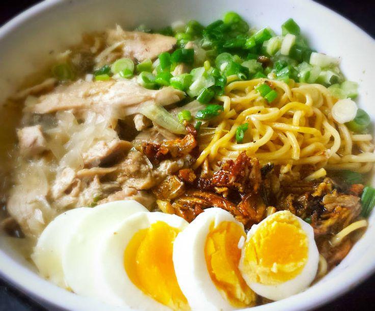Chicken Mami Recipe ni Juan                                                                                                                                                                                 More