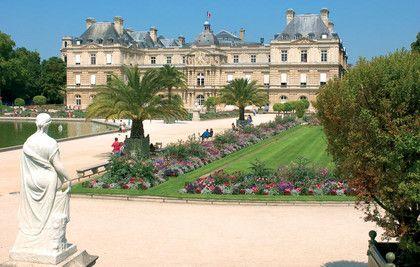 Jardin du Luxembourg, Paris © OTCP - David Lefranc
