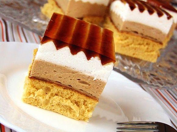 Ciasto z kawą inką