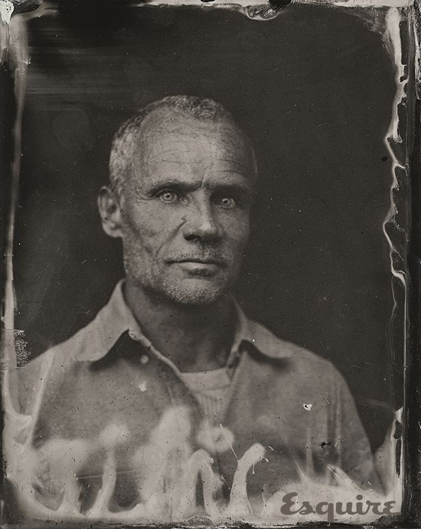 Sundance 2014 Old-Fashioned Portraits - Sundance 2014 Victoria Will Tintypes - Esquire