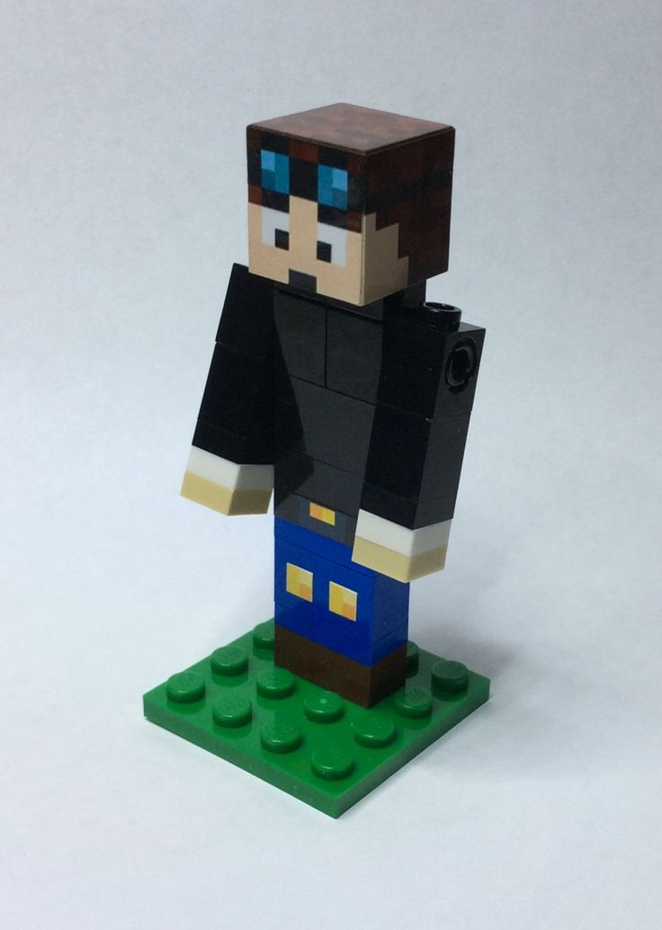LEGO Minecraft Custom