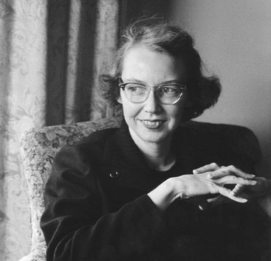 an introduction to the literature by flannery oconnor Literature for composition: an introduction to literature for literature for composition or introduction to literature courses about flannery o'connor.