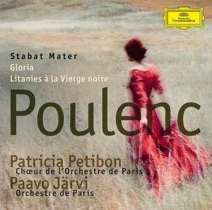 POULENC Stabat Mater / Petibon, Paavo Järvi - Deutsche Grammophon