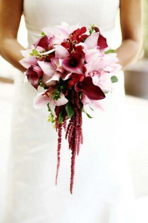 Orquideas exoticas para ramo de novia