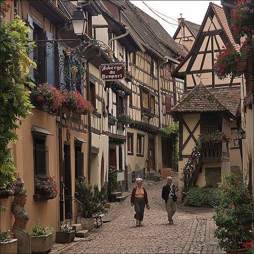 Cute European Village