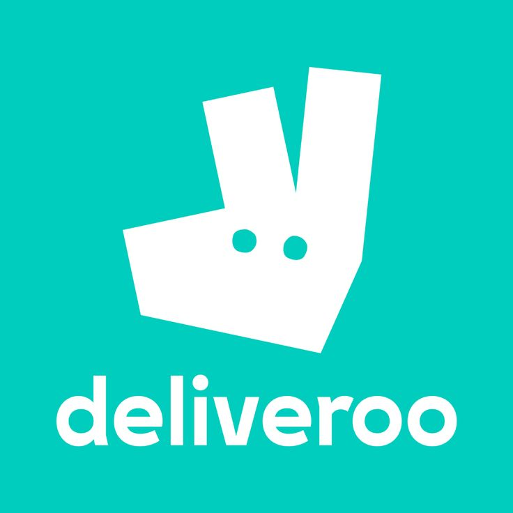 New Logo and Identity for Deliveroo by DesignStudio