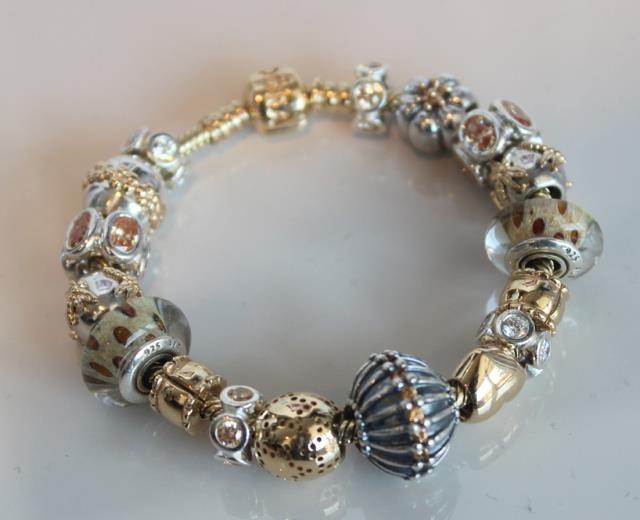 Build Your Own Pandora Bracelet