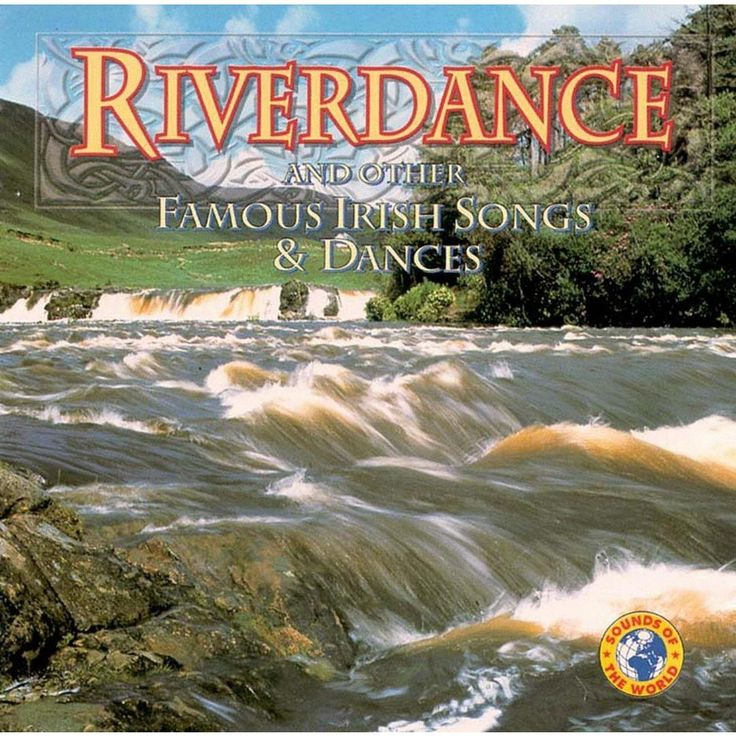 Various Artists - Riverdance & Other Famous Irish Songs and Dances (Sound of the World) (CD)