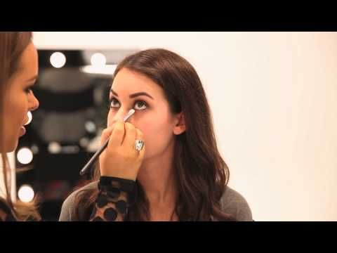 Tanya Burr: Mila Kunis look - LOVE the eye makeup! Simple and incredible looking technique
