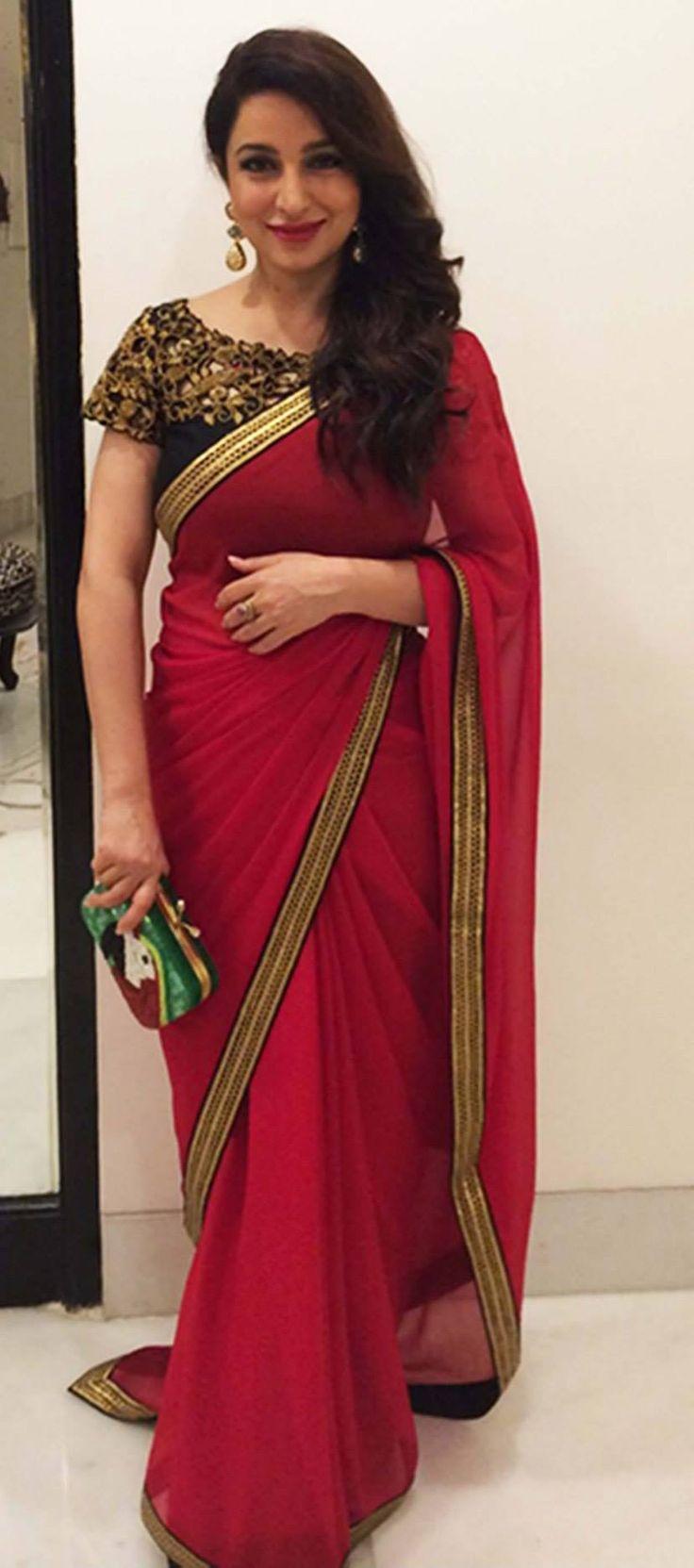 Tisha saree